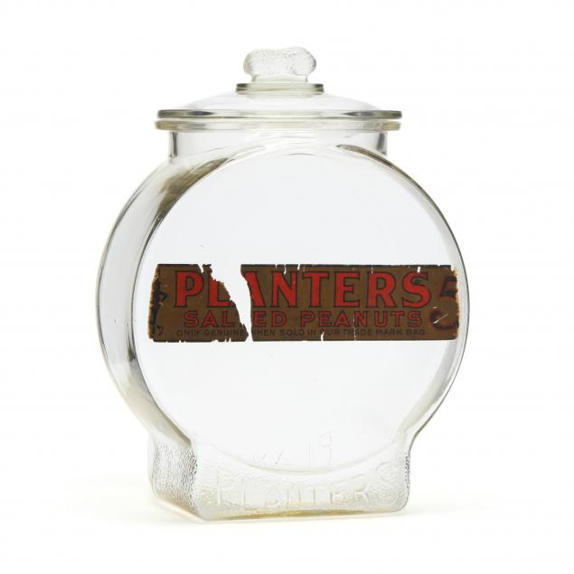 vintage-planters-peanuts-counter-top-jar