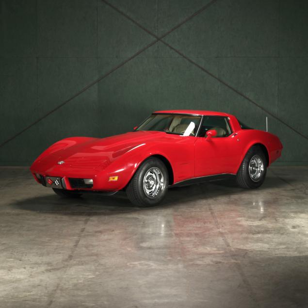 1978-chevrolet-corvette-25th-anniversary-edition
