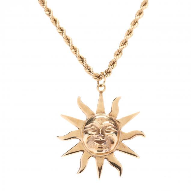 14kt-gold-pendant-necklace
