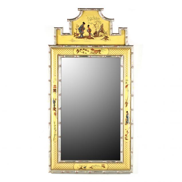 vintage-chinoiserie-mirror