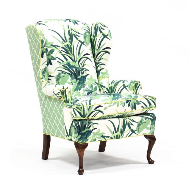 queen-anne-style-easy-chair-in-designer-upholstery