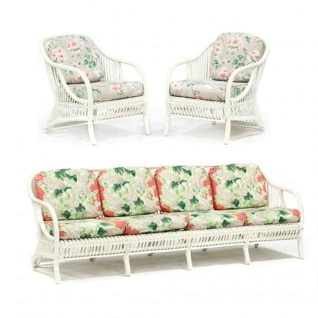 mid-century-rattan-sofa-and-pair-of-chairs