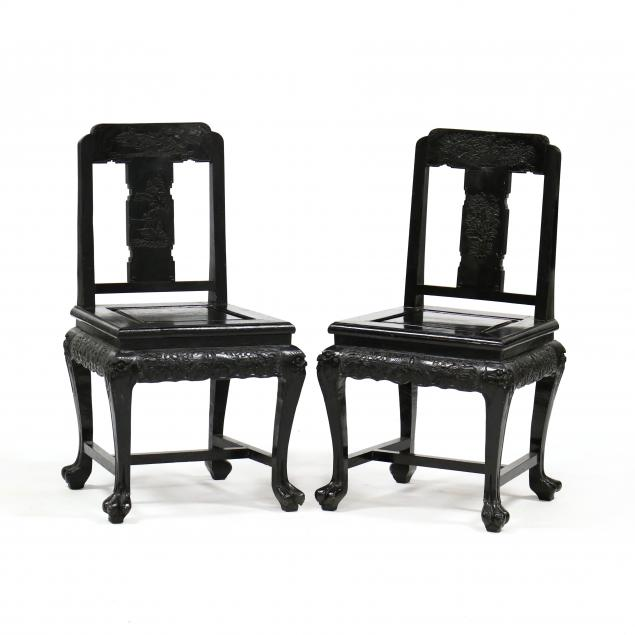 george-zee-co-pair-of-chinese-black-lacquered-carved-side-chairs
