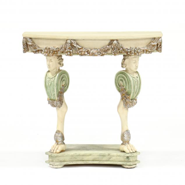 italianate-carved-and-painted-diminutive-console-table