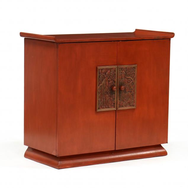 mid-century-chinoiserie-bar-cabinet