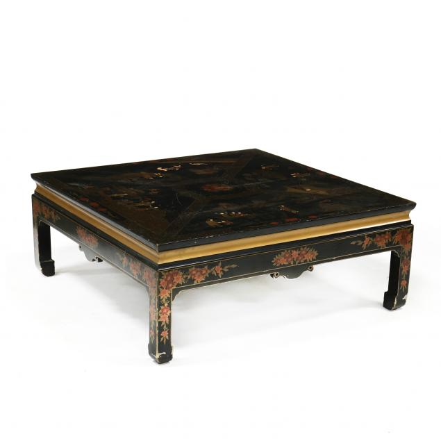 vintage-chinoiserie-coffee-table