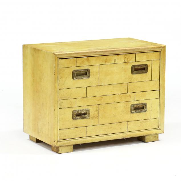 lane-campaign-style-two-drawer-diminutive-chest
