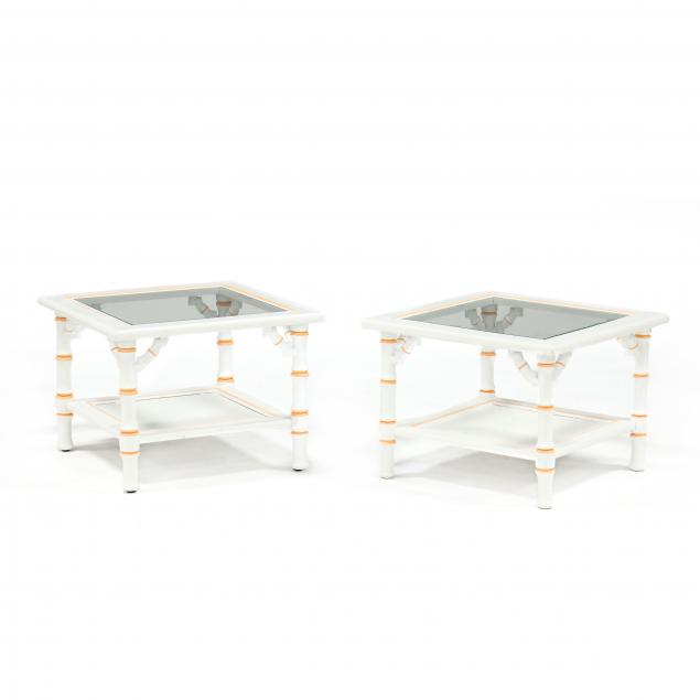 pair-of-faux-bamboo-painted-low-tables