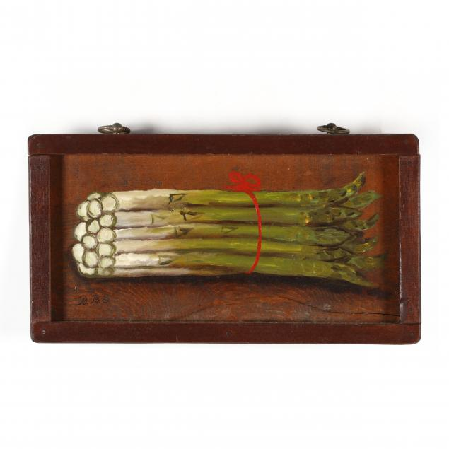 vintage-still-life-painting-of-asparagus
