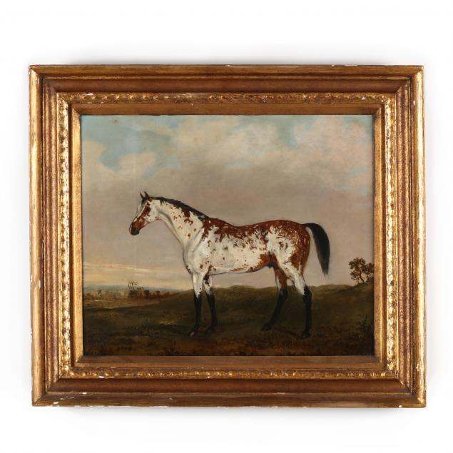 english-school-19th-century-portrait-of-a-paint-horse