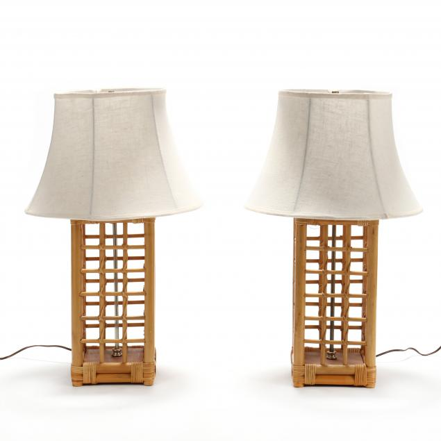 pair-of-rattan-table-lamps