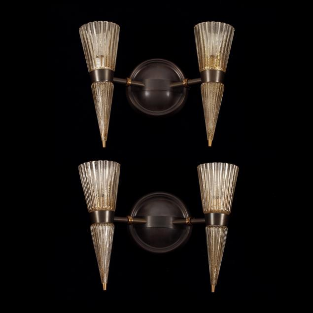 andre-arbus-1903-1969-pair-of-murano-sconces-for-baker