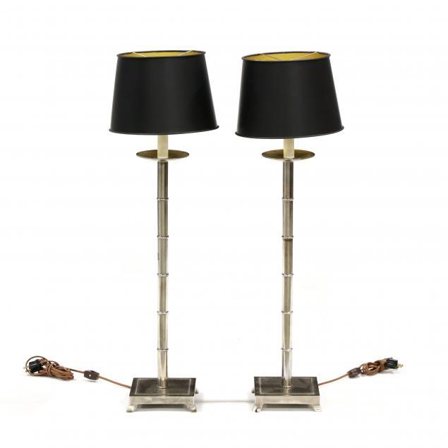 baker-pair-of-i-hibiscus-i-buffet-lamps