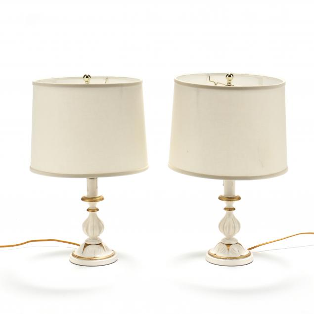pair-of-diminutive-italianate-painted-table-lamps