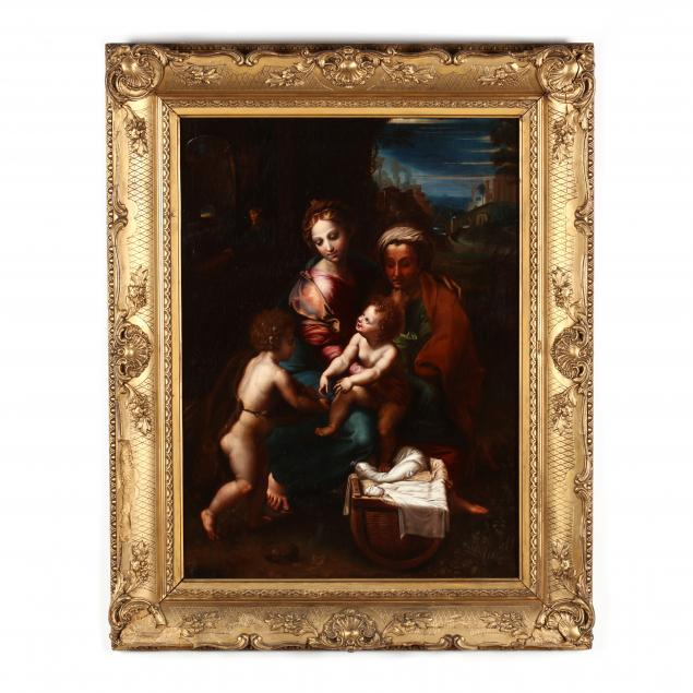 antique-copy-of-i-the-holy-family-or-the-pearl-i-after-raphael