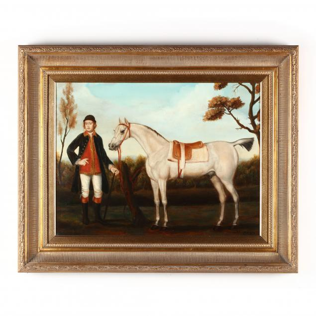 a-decorative-equestrian-painting-in-the-manner-of-george-stubbs