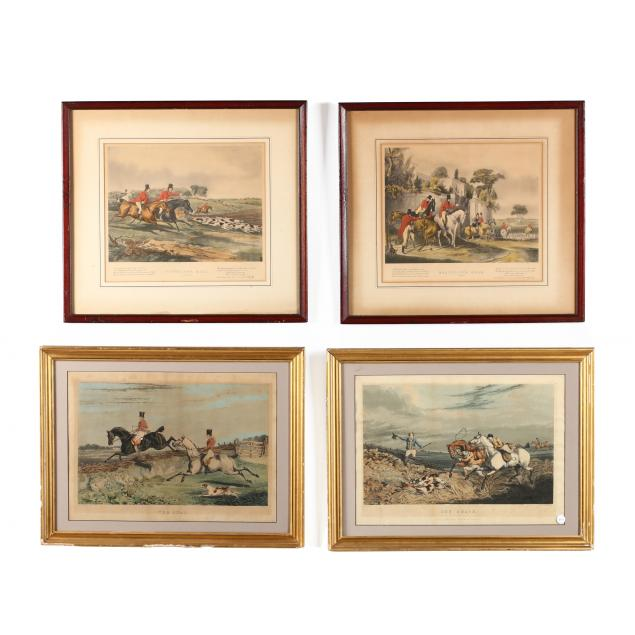 two-pairs-of-fox-hunting-prints