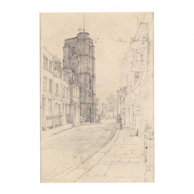 adeline-s-illingworth-british-1858-1942-i-chelsea-old-church-1905-i