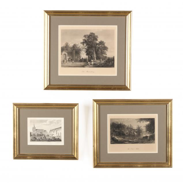 three-antique-landscape-engravings