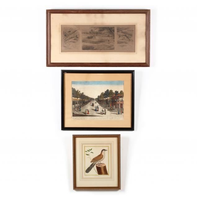 three-assorted-antique-prints