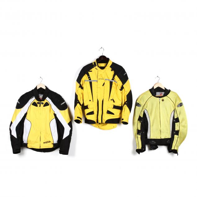 three-riding-jackets