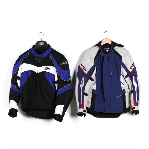 two-riding-jackets