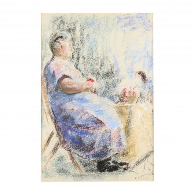 francis-speight-nc-pa-1896-1989-woman-peeling-apples