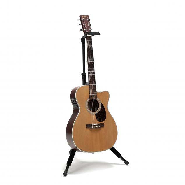 2009-martin-omcgte-acoustic-electric-guitar