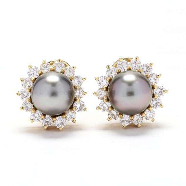 18kt-gold-tahitian-pearl-and-diamond-earrings