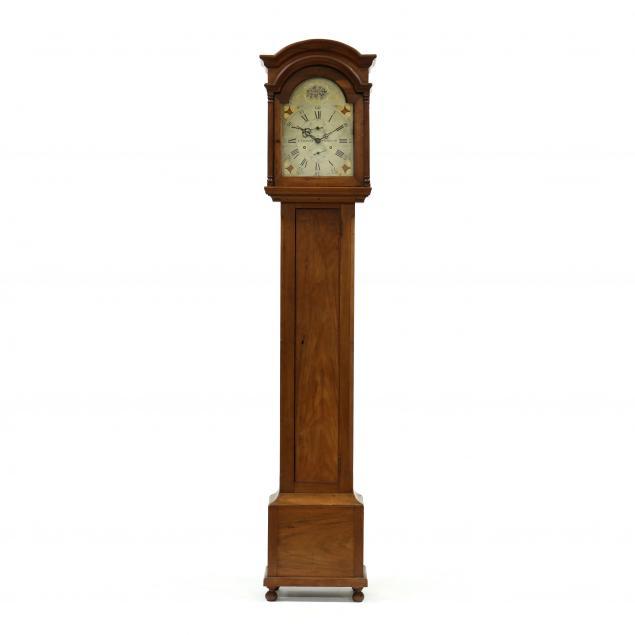 north-carolina-walnut-tall-case-clock
