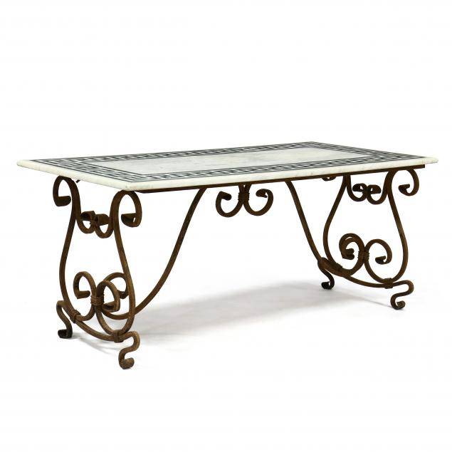vintage-italian-pietra-dura-marble-and-iron-console-table