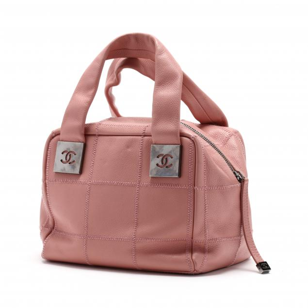 square-stitch-pearl-pink-boston-bag-chanel