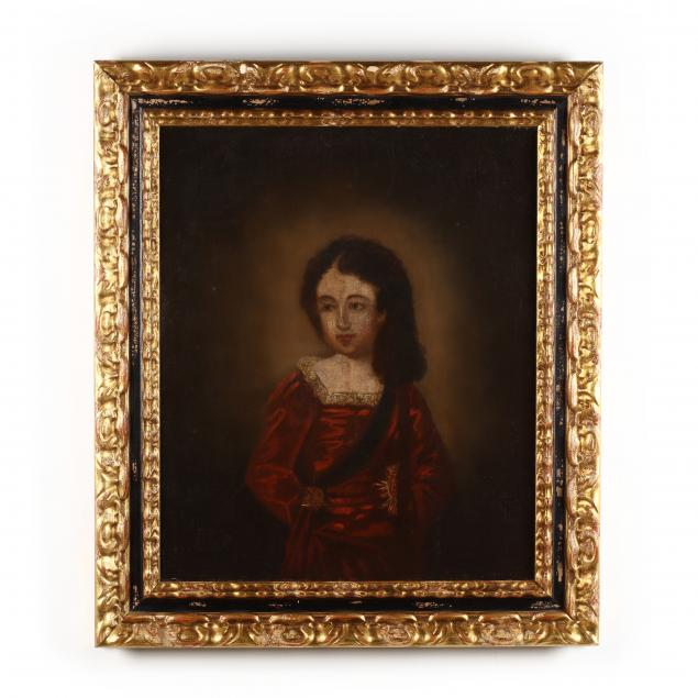 continental-school-portrait-of-a-young-nobleman-18th-century