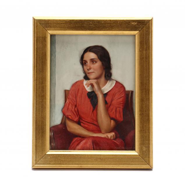 rudolf-sternad-austrian-1880-1944-portrait-of-frau-geislinger
