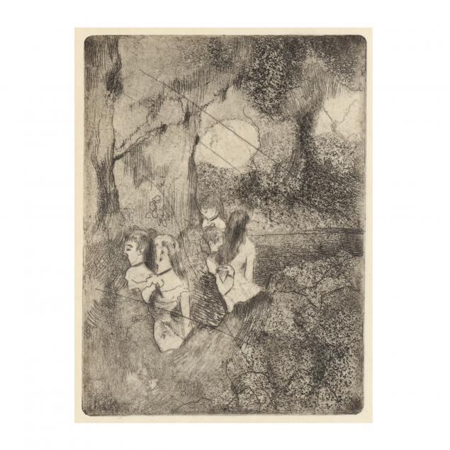 edgar-degas-french-1834-1917-i-danseuse-dans-la-coulisse-i