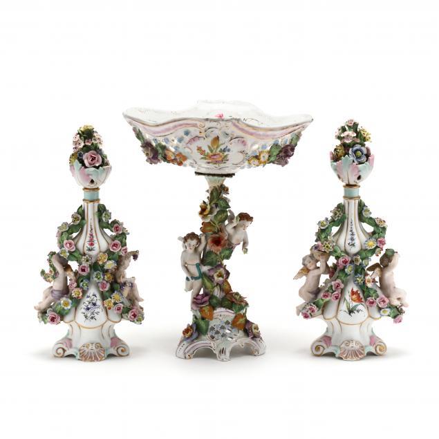 assembled-continental-porcelain-garniture