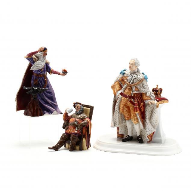 three-royal-doulton-porcelain-figures