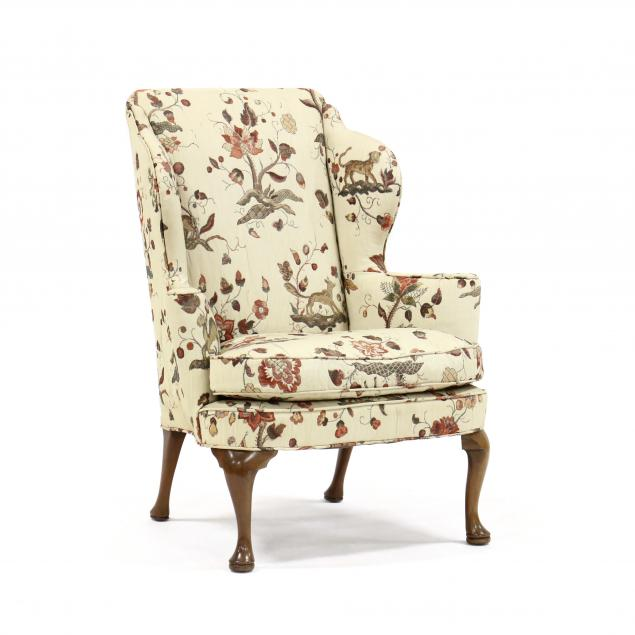 kittinger-queen-anne-style-easy-chair