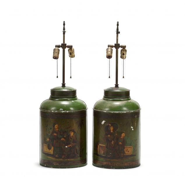 bartlett-son-pair-of-antique-tole-table-lamps