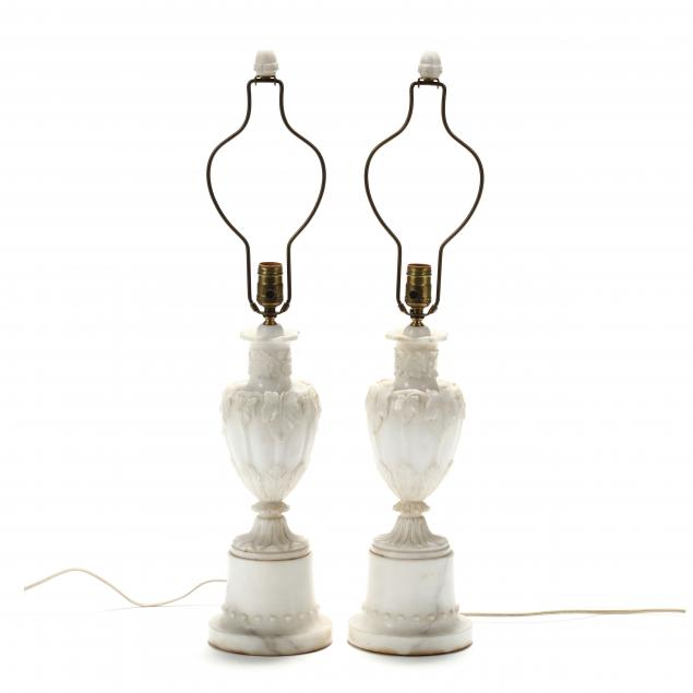 pair-of-classical-style-carved-marble-table-lamps