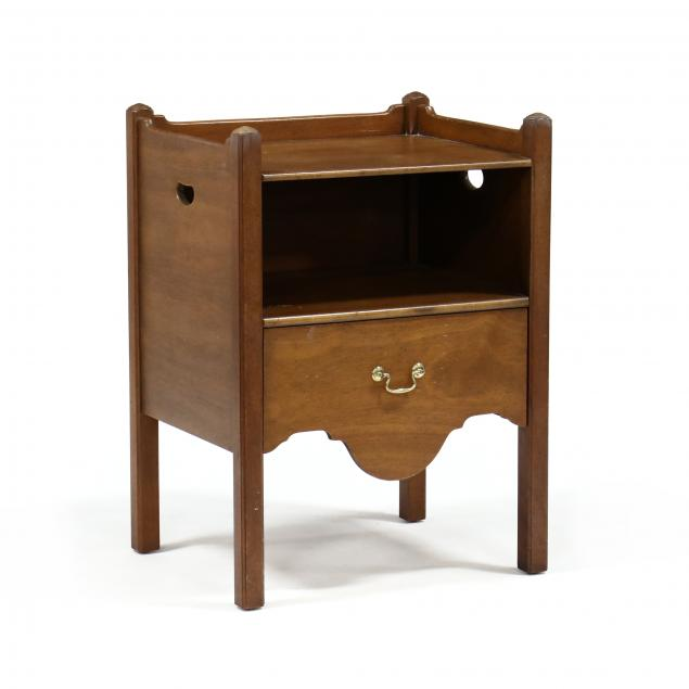 kittinger-williamsburg-adaptation-chippendale-style-one-drawer-stand