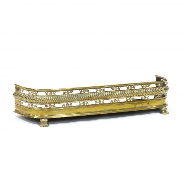 antique-pierced-brass-fire-fender