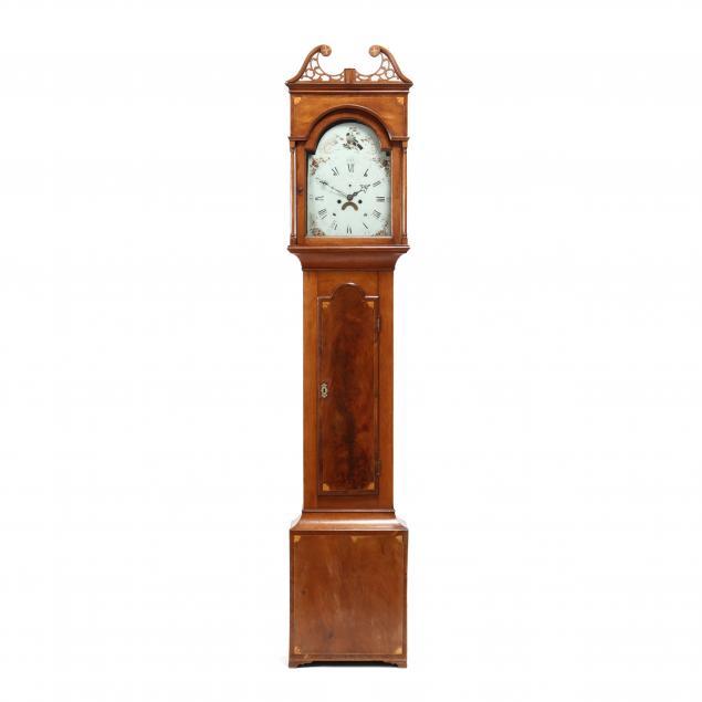 delaware-federal-inlaid-mahogany-tall-case-clock-thomas-crow