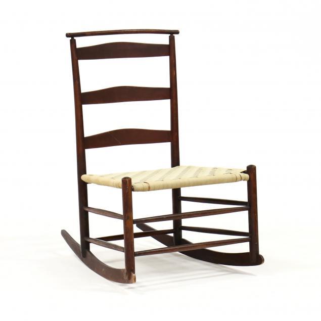 shaker-ladderback-rocking-chair