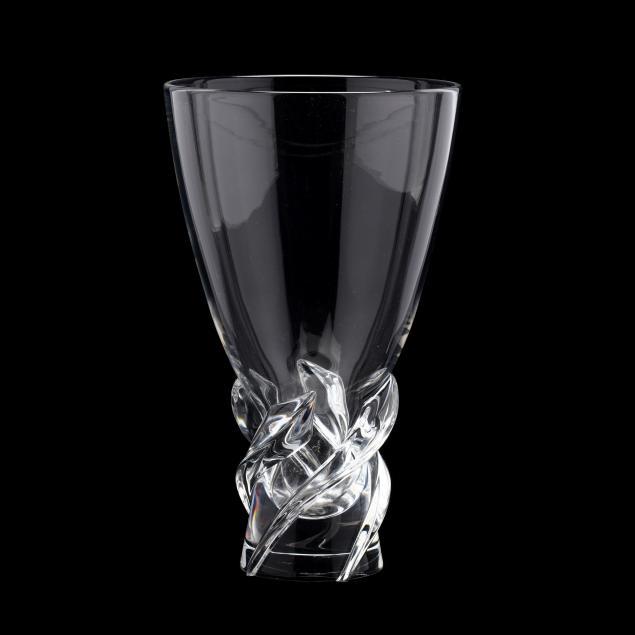 steuben-i-whirlpool-i-crystal-vase
