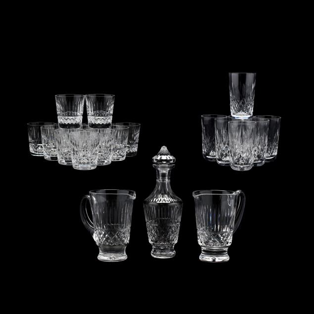 22-pieces-of-waterford-crystal