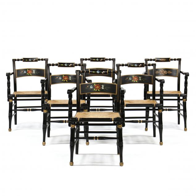 boling-chair-co-set-of-six-hitchcock-style-dining-chairs