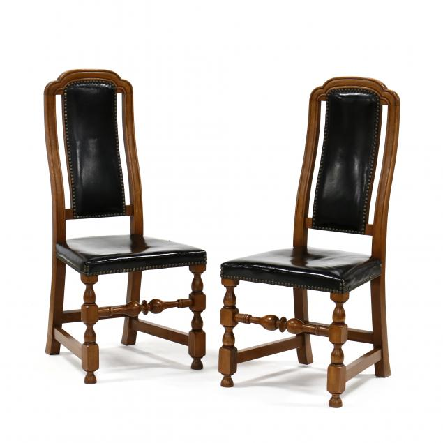 pair-of-william-and-mary-style-side-chairs