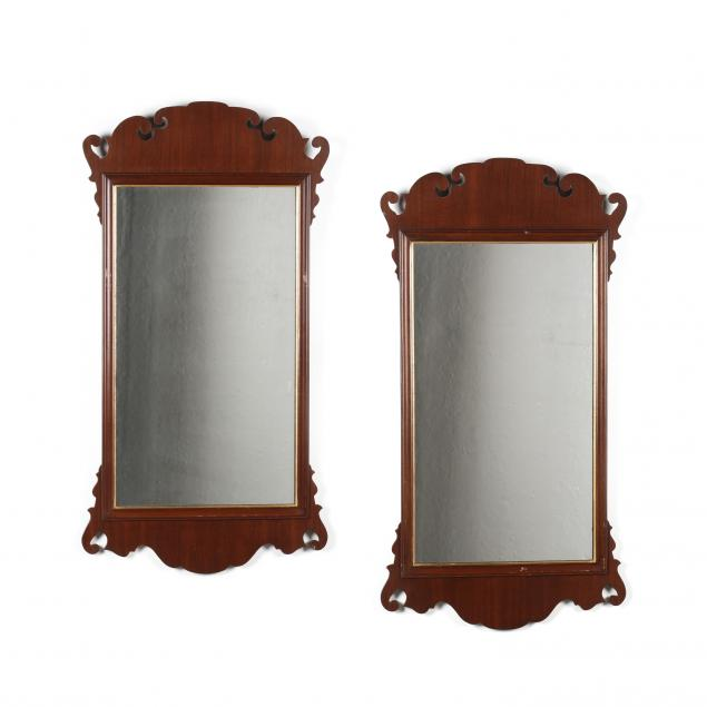 friedman-brothers-pair-of-chippendale-style-mirrors