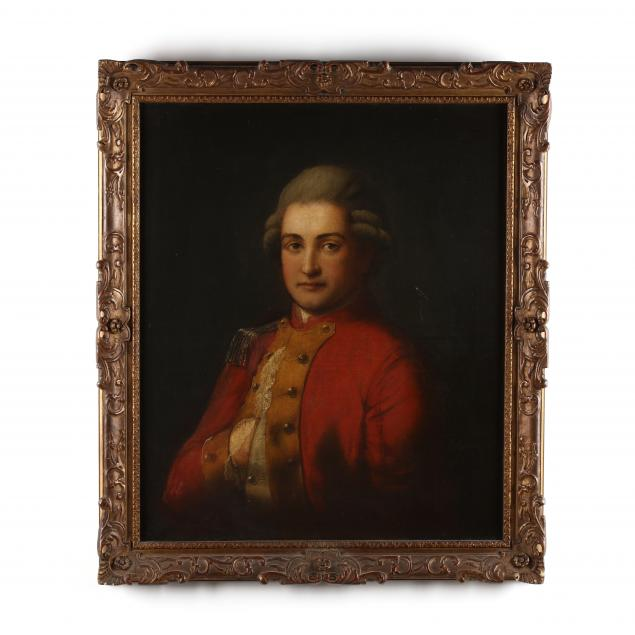 manner-of-johan-zoffany-british-1733-1810-portrait-of-an-ensign